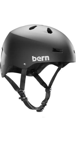 Bern Macon EPS Helmet Matte Black